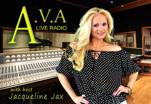 A.V.A Live Music Spin With Host Jacqueline Jax