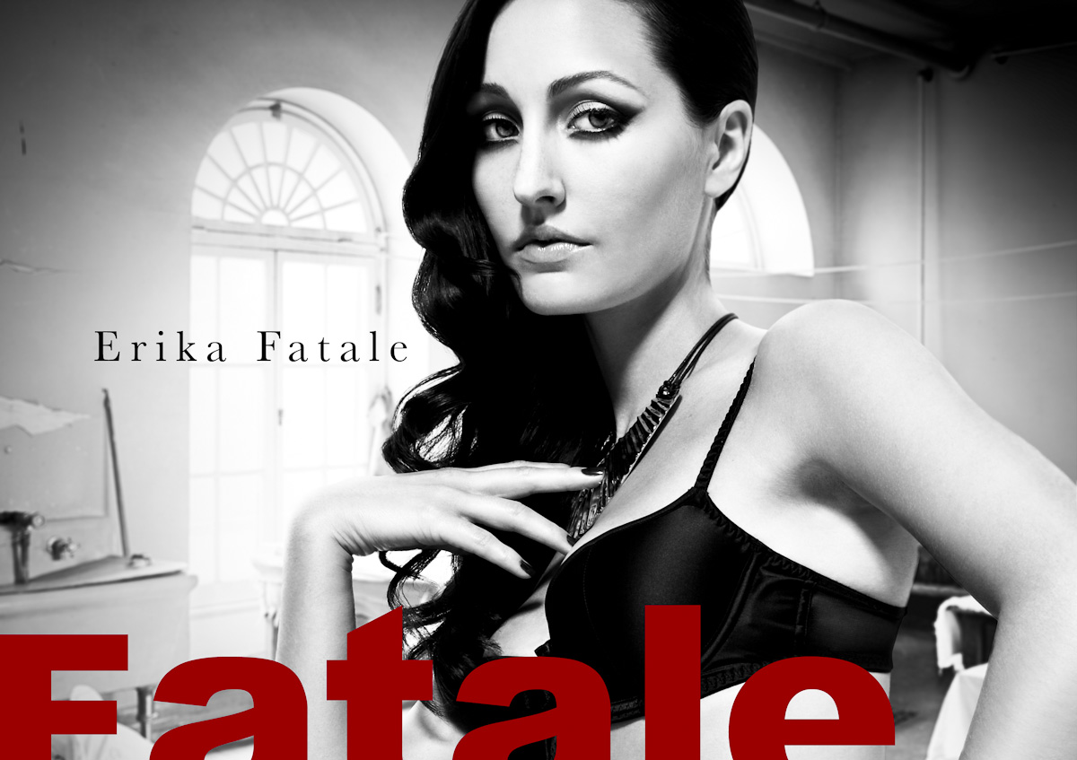Featuring David Foster Contest Finalist Erika Rodger Fatale