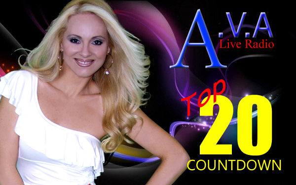 A.V.A Live Radio's Top 20 Count Down