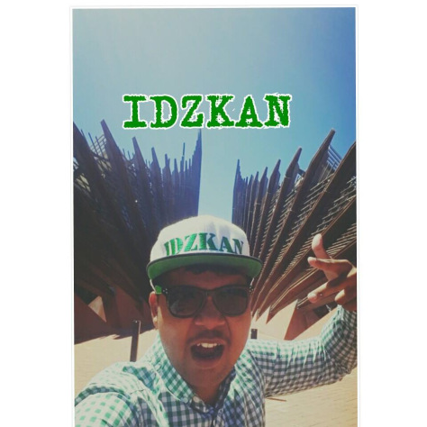 {Behind The Music} Dance Electronic Singer Songwriter Idzkan's Passion for Inspiring People