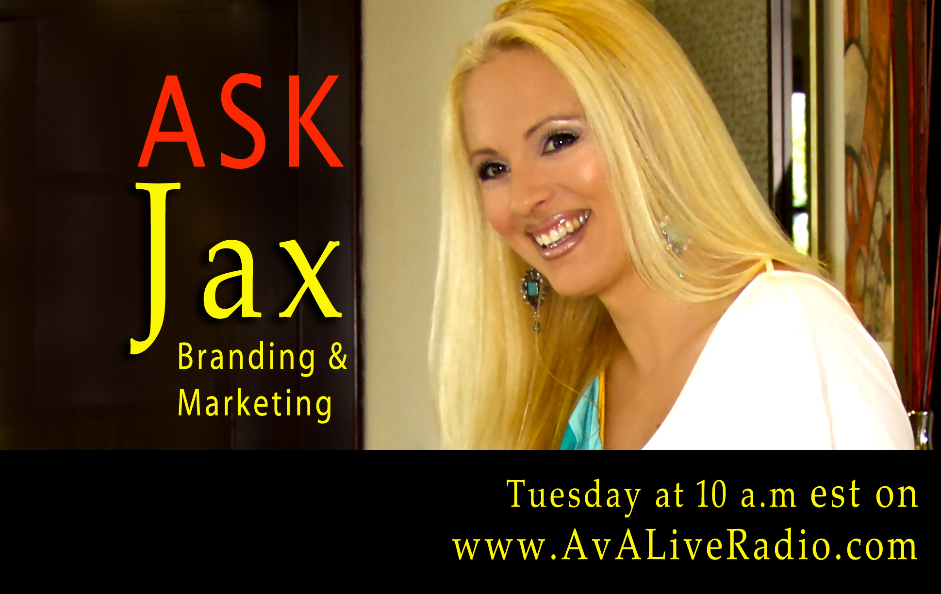 The A.V.A Live Radio: How to Brand and Market your name using Search engine keywords, adwords, and facebook
