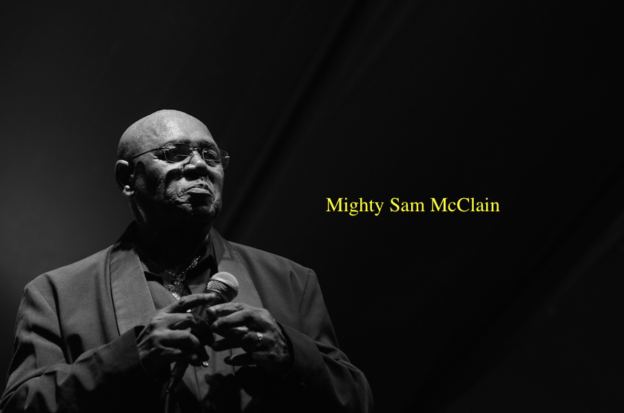 {Behind The Music with Jacqueline Jax} Mighty Sam McClain