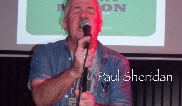 {Behind The Music with Jacqueline Jax} Paul Sheridan