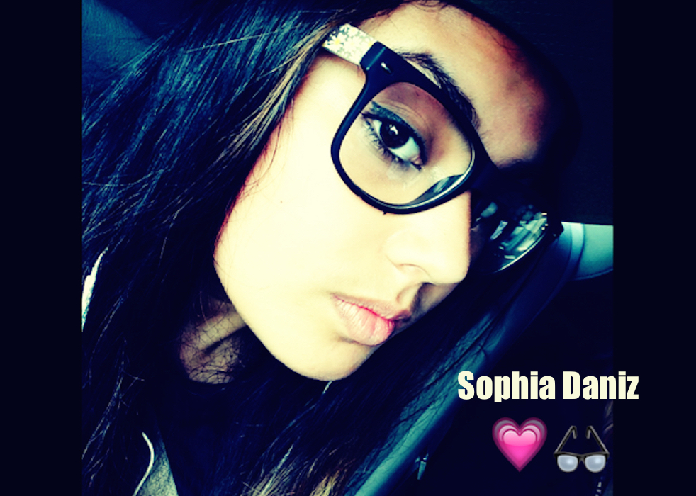 {Behind the Music} Sophia Daniz Lives Like Tomorrows Her Last Day
