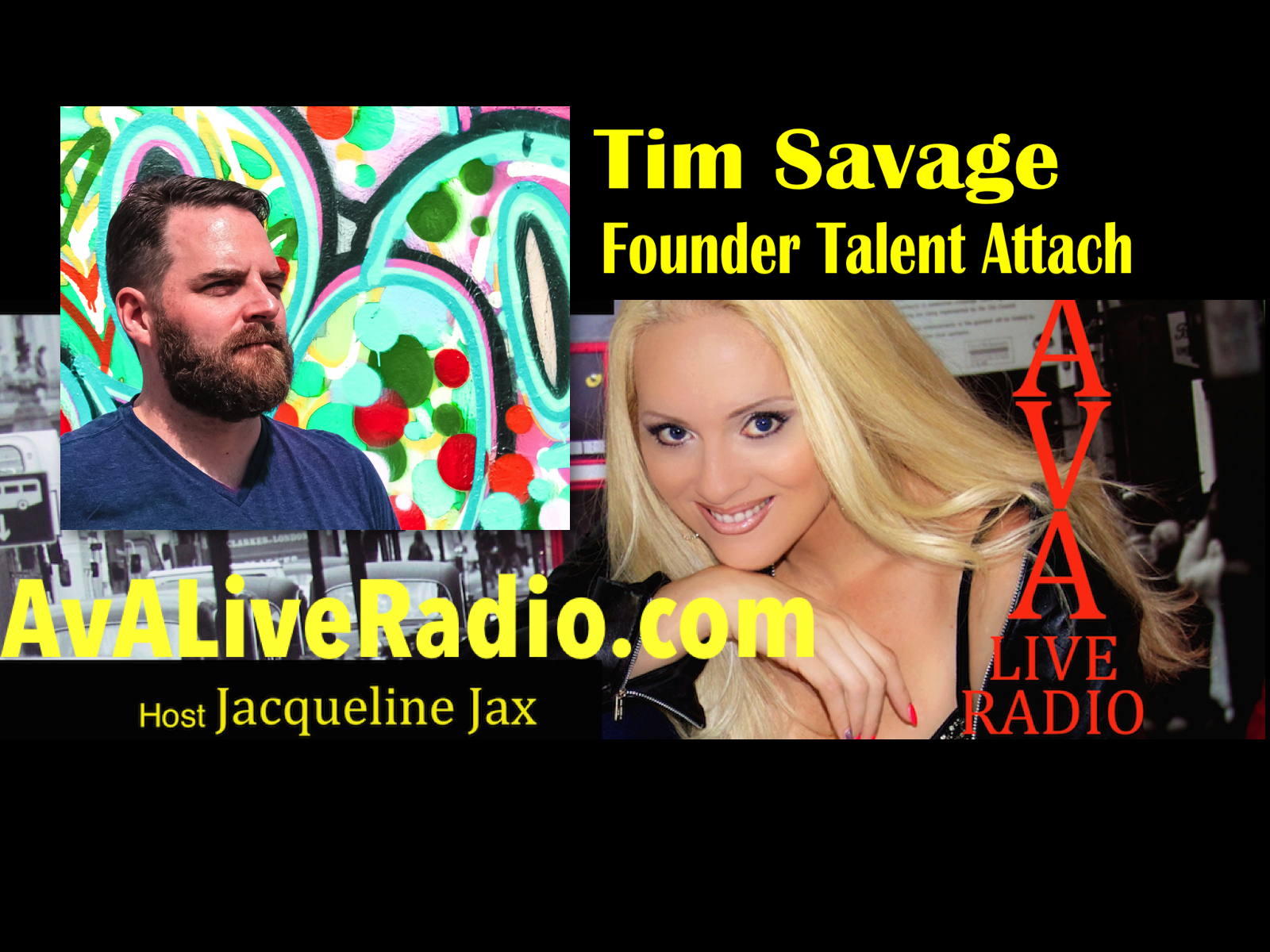{Game Changers with Jacqueline Jax} Tim Savage Founder of Talent Attach