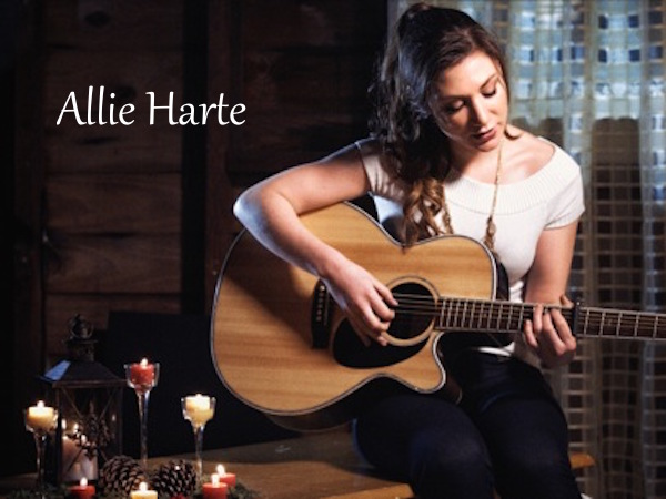 {Behind The Music} Allie Harte on Putting Yourself First