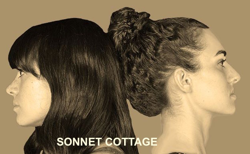 {Behind The Music} Sonnet Cottage on Playing from the heart