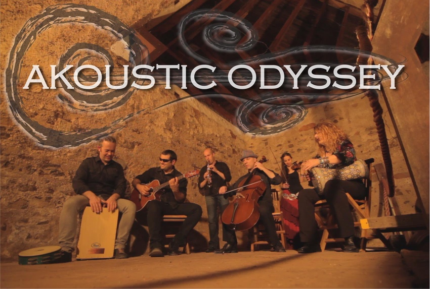 {Behind The Music} Akoustic Odyssey Music From The Heart