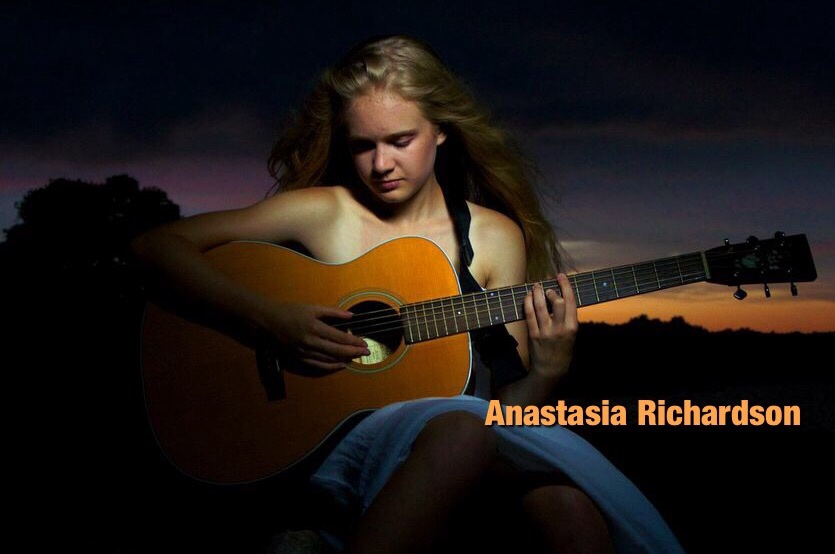 {Behind the Music} Anastasia Richardson Stands Up Against Bullies