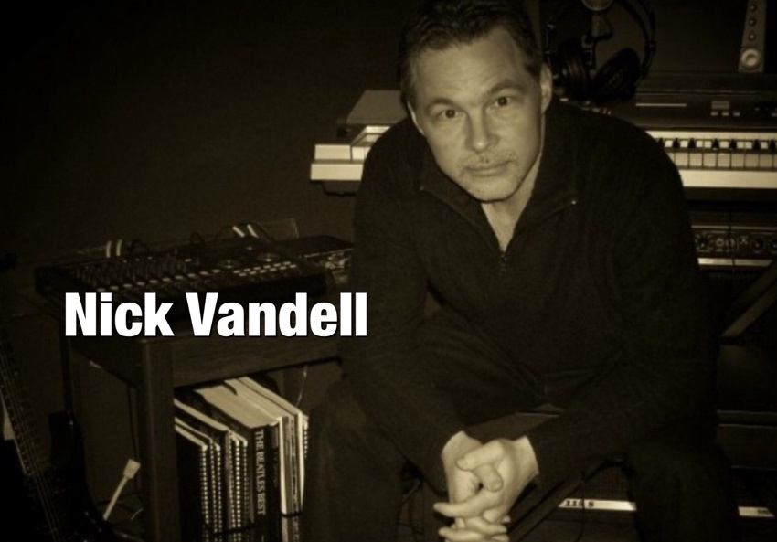 {Behind The Music} Nick Vandell A Family of Talent