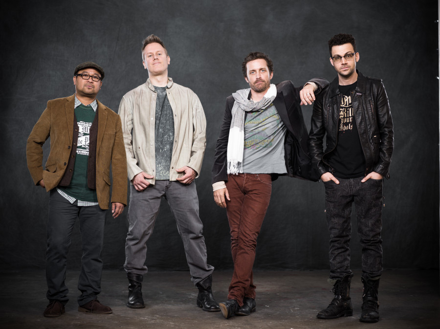 Louden Swain indie band