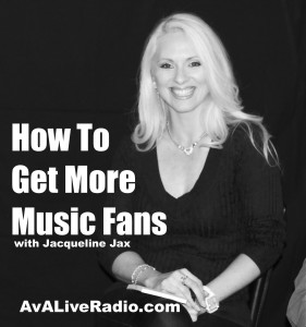 how to get more music fans ava live radio music marketing
