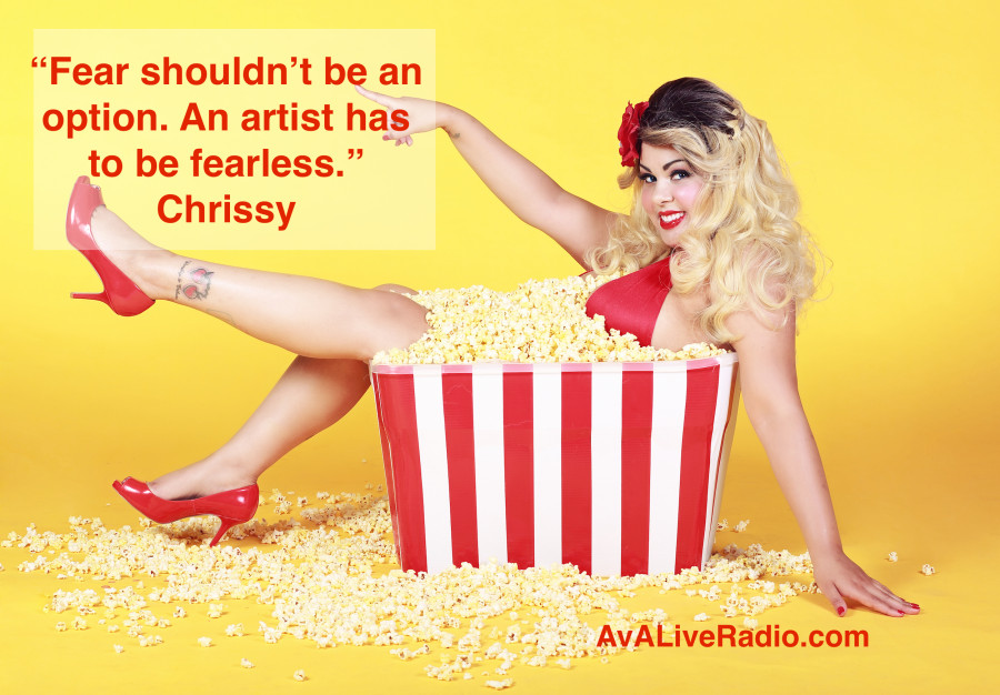 Chrissy fear music quote instagram