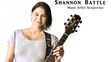 Shannon Battle indie artist featured