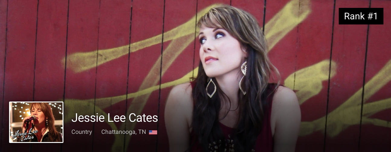 jessica cates indie music