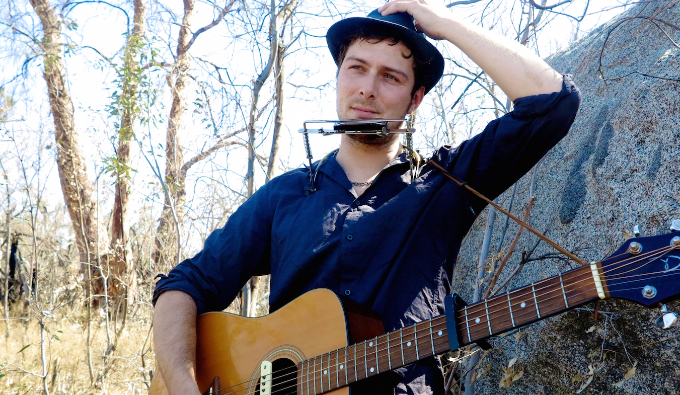 {Behind The Music} Anson Krekeler on The Alligator Song