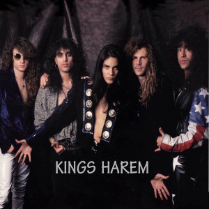 Kings Harem indie band
