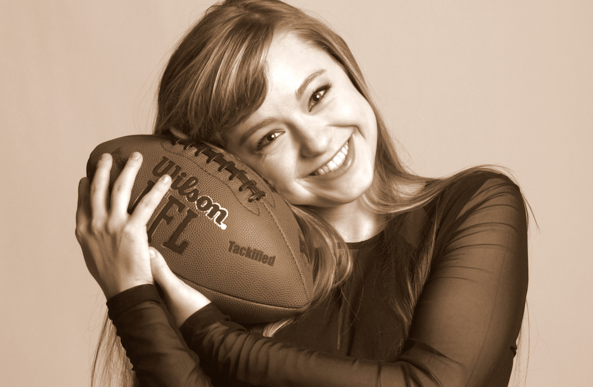 {Behind The Music} Mo Hoffmeyer on I Love You Like Football