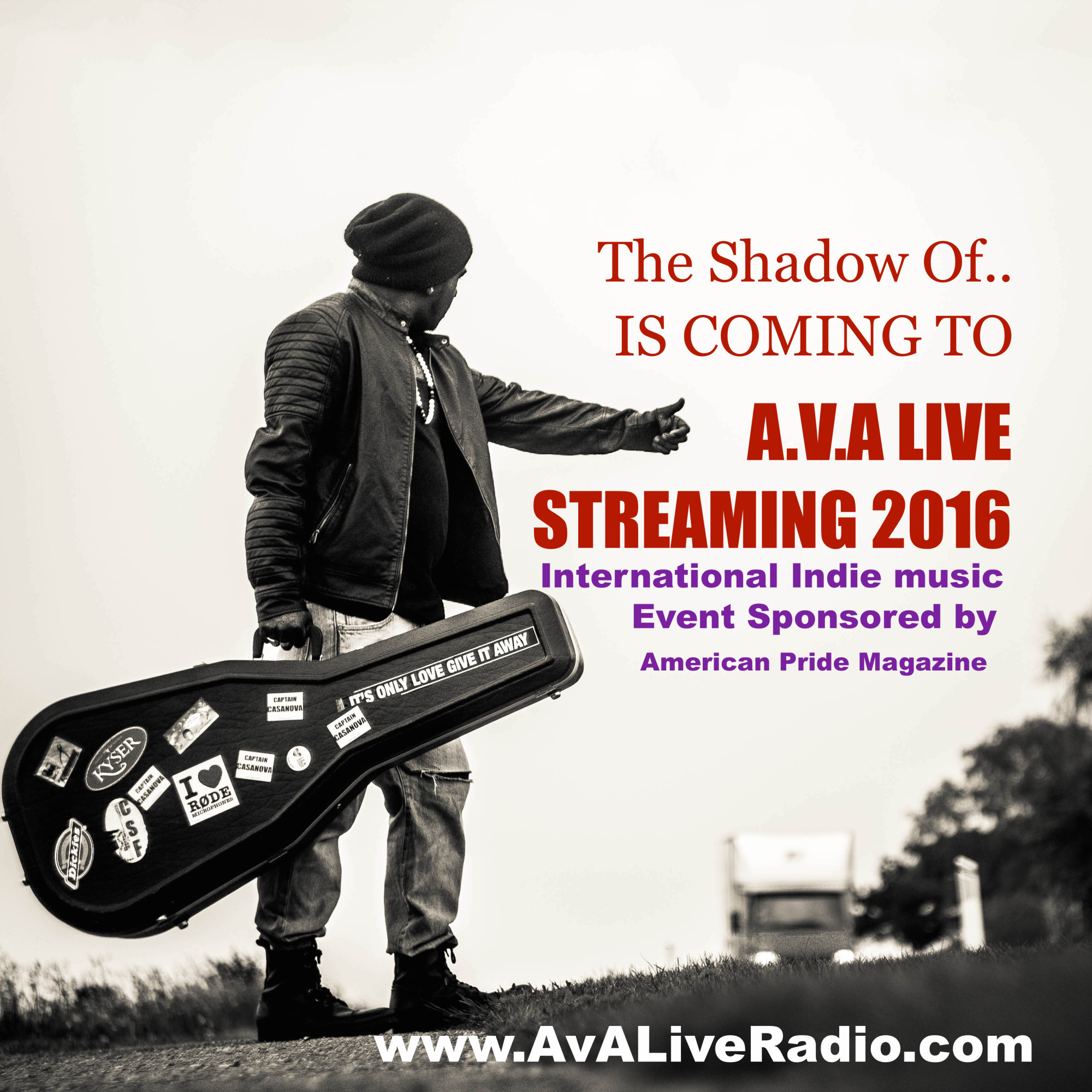 The Shadow of LIVE STREAMING 2016 ava live radio
