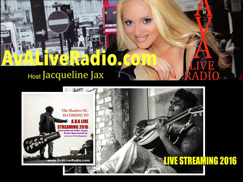 The Shadow Of is Coming To A.V.A Live Streaming 2016 with Jacqueline Jax