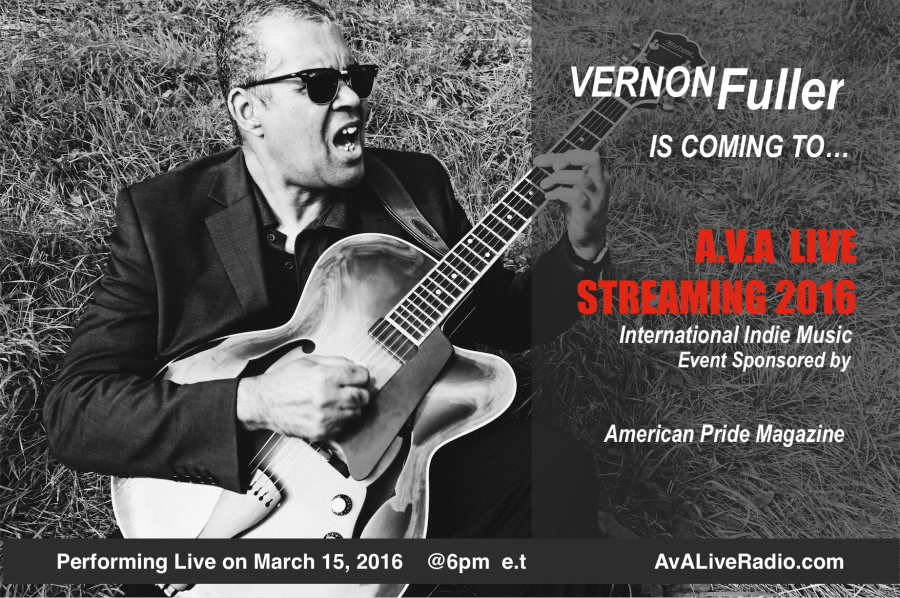 Vernon Fuller Live Streaming 2016 event