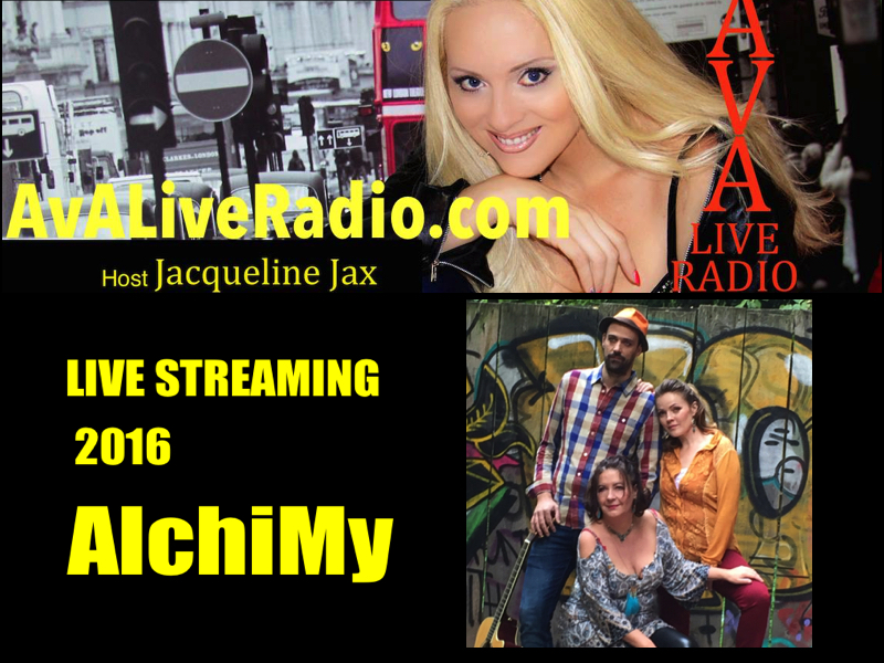 A.V.A Live Radio Live Streaming 2016 Presents AlchiMy