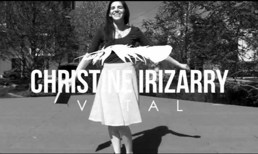 Christine Irizarry vital music video