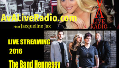 The Band Hennessy A.V.A Live Radio Live Streaming 2016