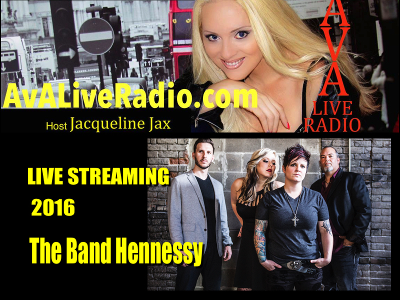 A.V.A Live Radio Live Streaming 2016 Presents The Band Hennessy