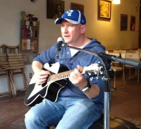 Brian Doucette indie music artist