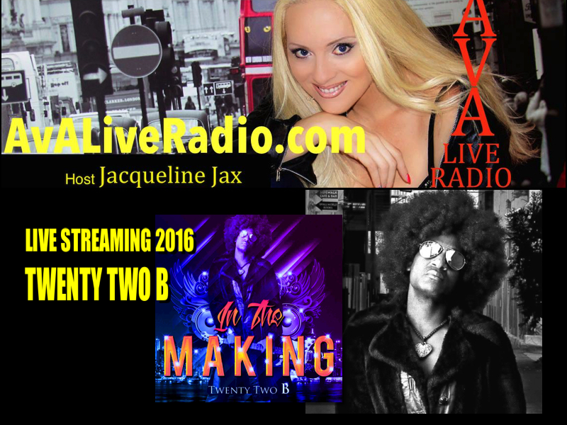 A.V.A Live Streaming 2016 Interview with Twenty Two B