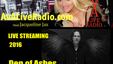 den of ashes A.V.A Live Radio Live Streaming 2016