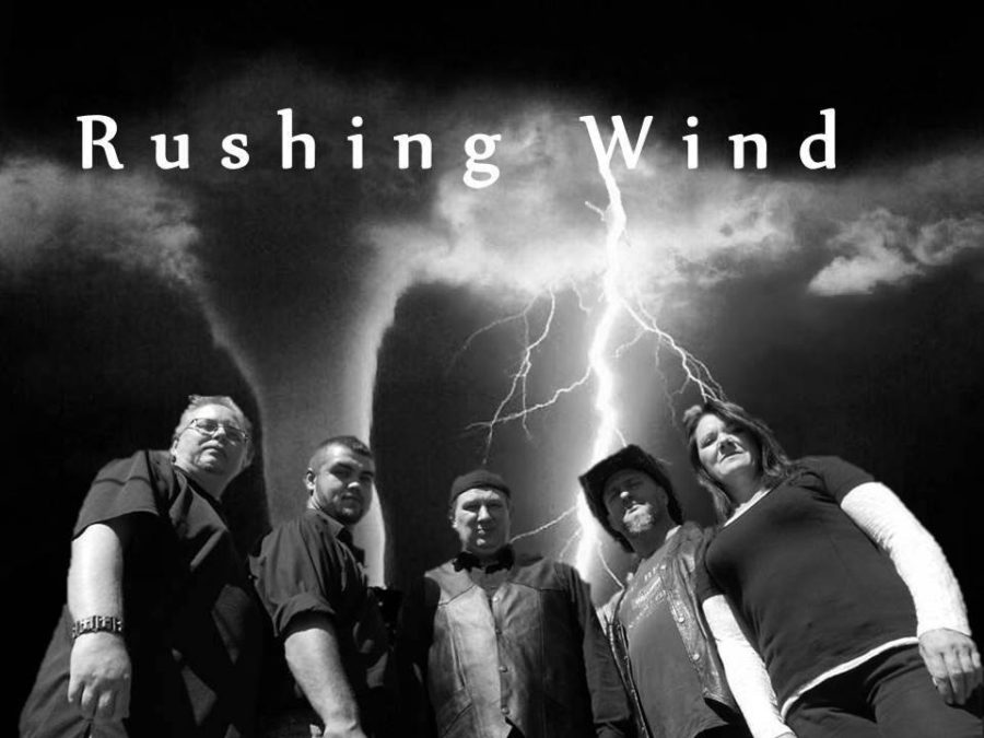 Rushing Wind indie band
