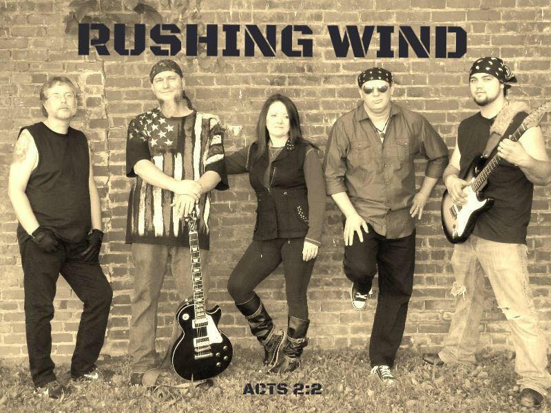 {Behind The Music} Rushing Wind on Living the Dream