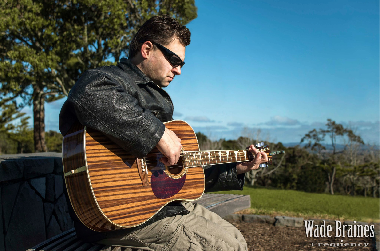 {Behind The Music} Wade Braines on Frequency