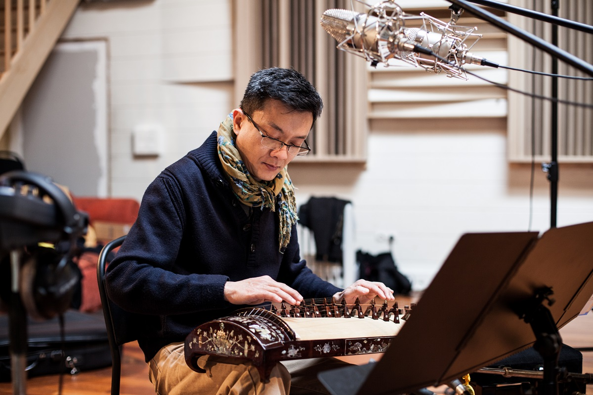 {Behind The Music} Tri Nguyen on Golden Skies