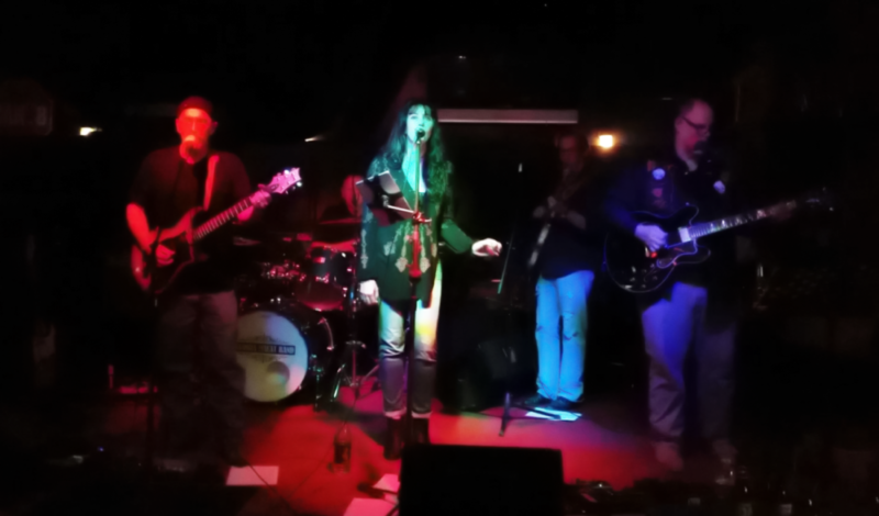 (Behind The Music) Sandra Macat Band on California