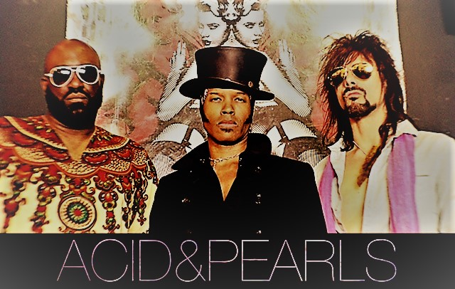 {Behind The Music} Acid and Pearls on You Need To Be With Me
