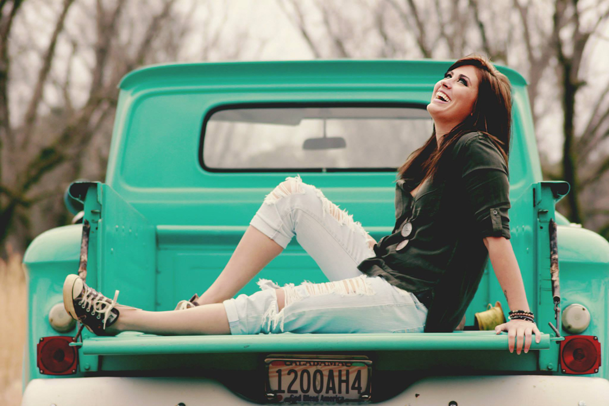 {Behind The Music} Jessica Meuse on Done