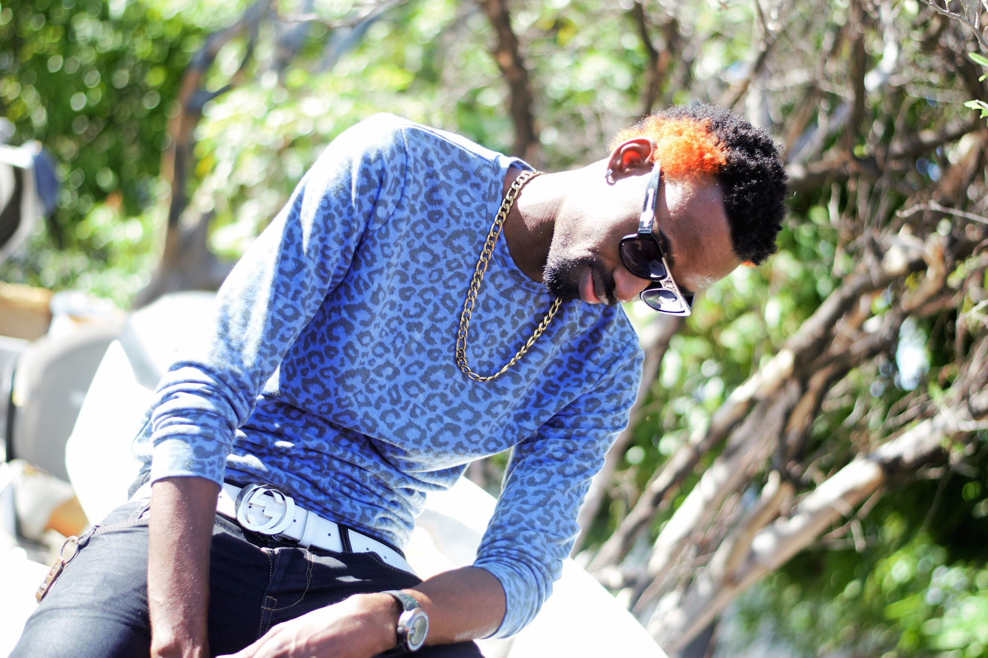 {Behind The Music} Boom Steppa on My Style