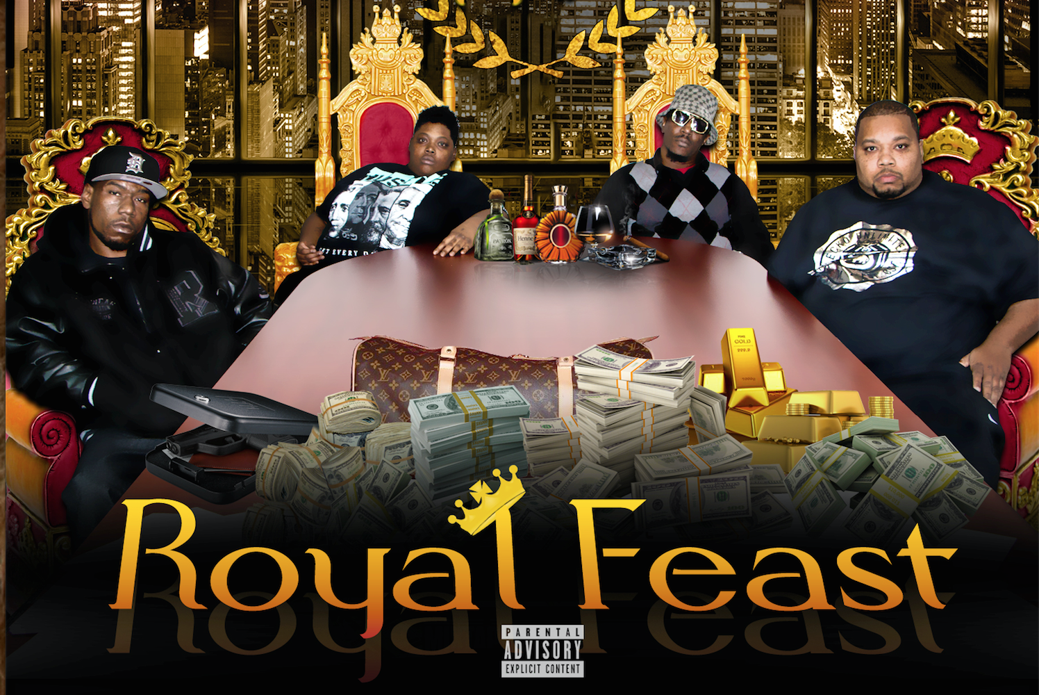{Behind The Music} Iced out of the royal family