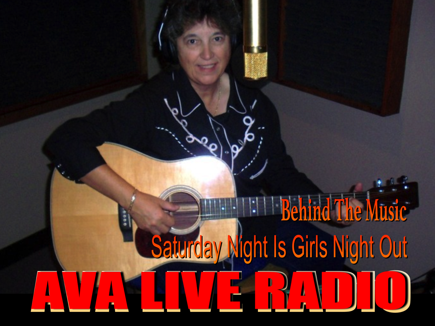 {Behind The Music} Rose Angelica and Donna Cunningham on Saturday Night Is Girls Night Out