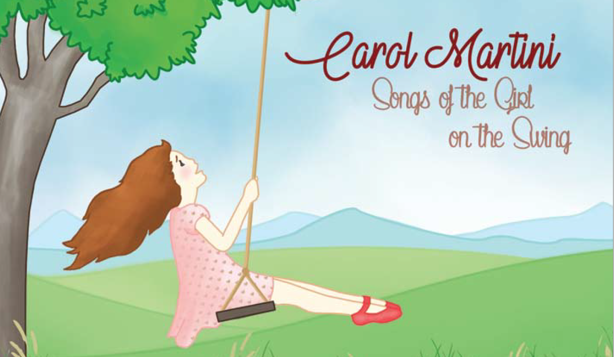 {Behind The Music} Carol Martini on Love Asked Too Much