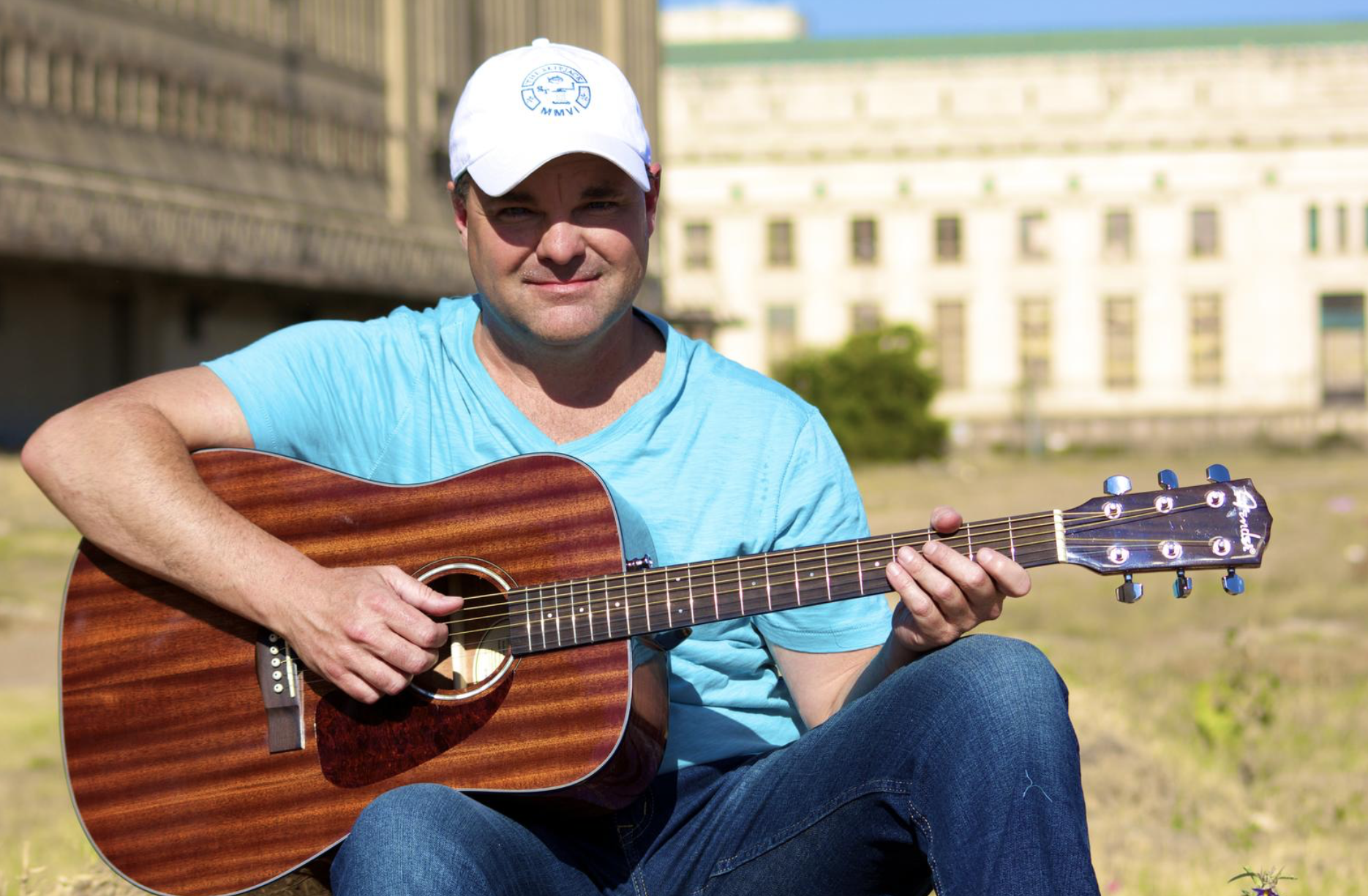 {Behind The Music} Todd Barrow on Guadalupe River