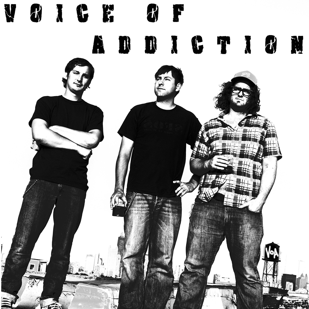 Behind the Music with Voice Of Addiction on Rustbelt
