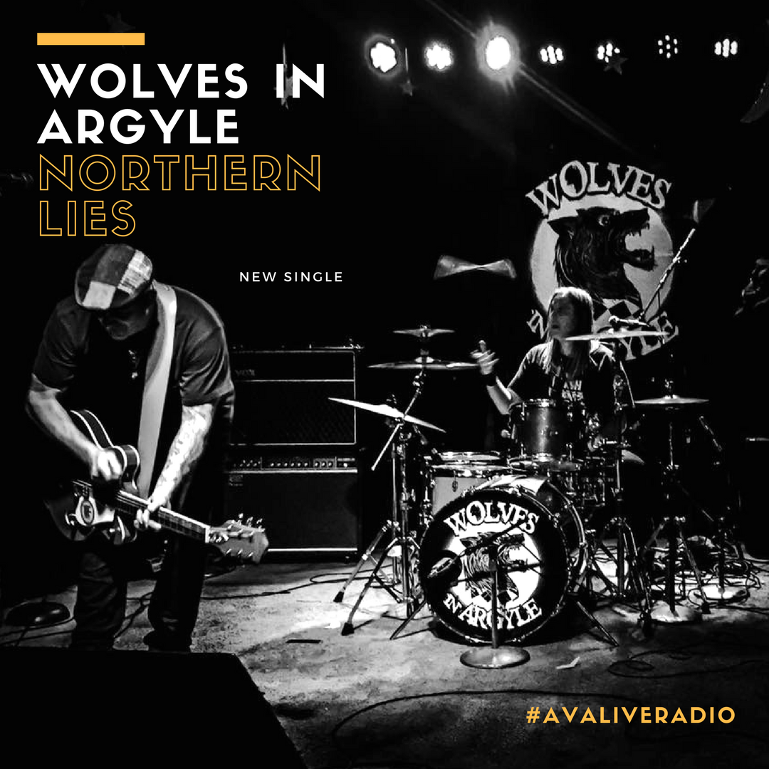 Wolves In Argyle on Northern Lies