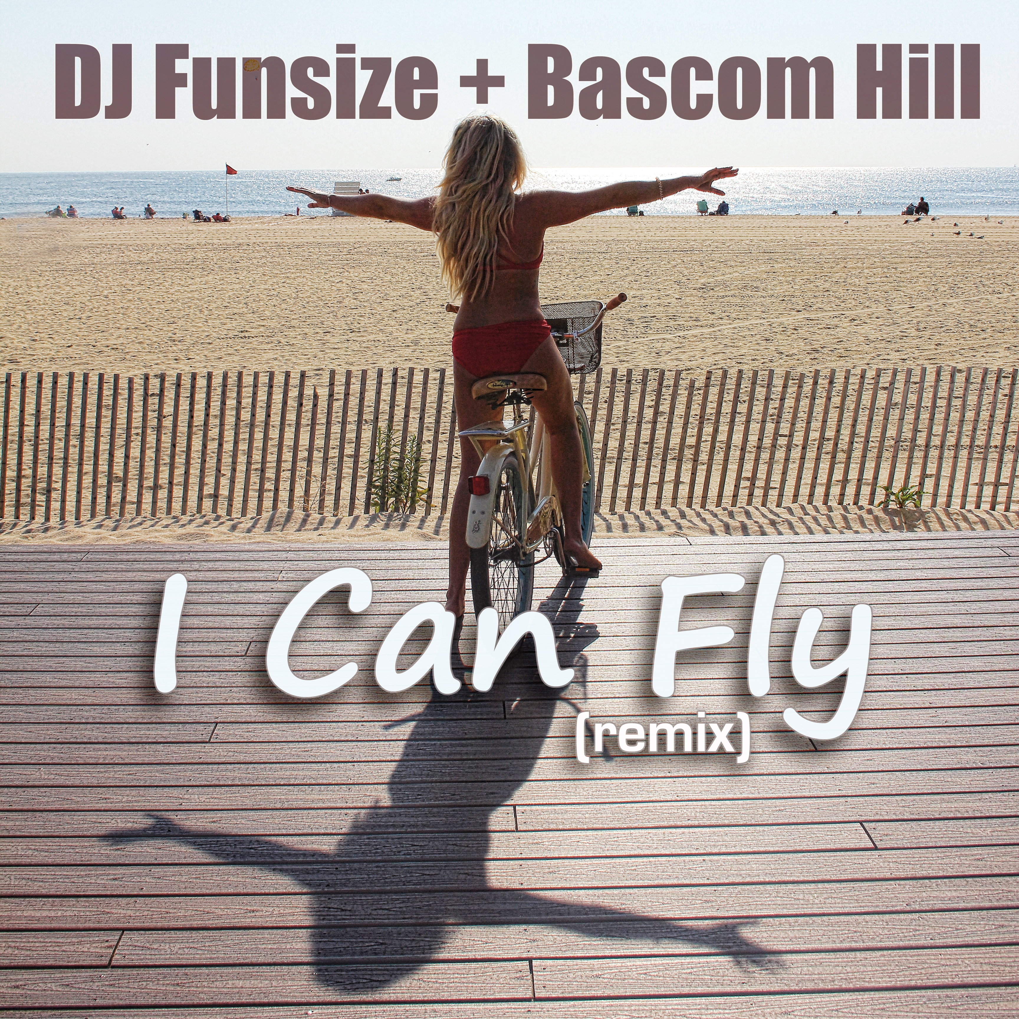 New Release from DJ Funsize 'I Can Fly'