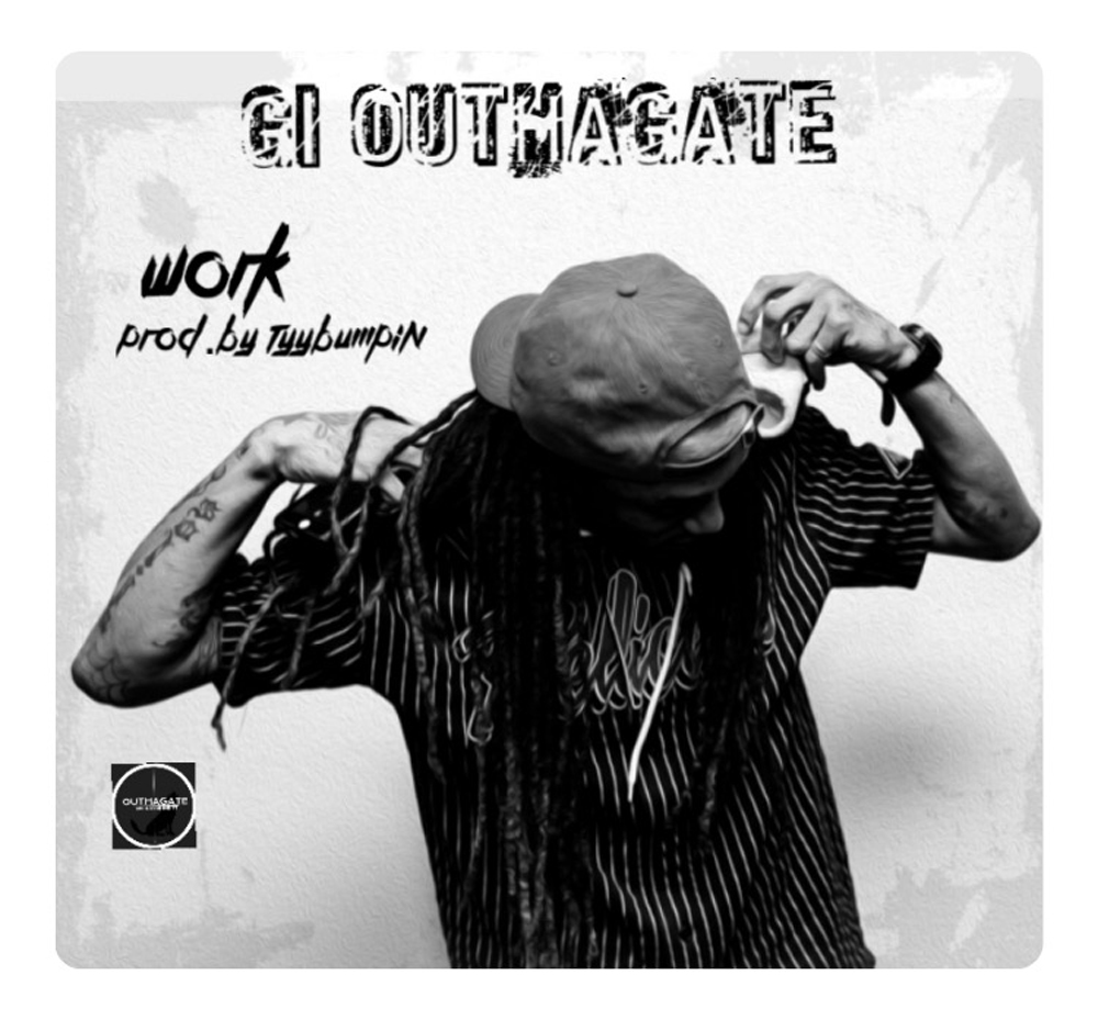 Eugene Landry of GI Outhagate on new track 'Work' and living life