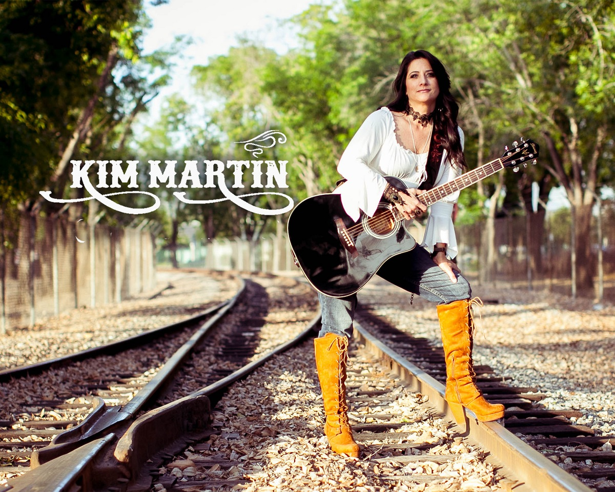 Country singer Kim Martin releases 'Old Southern Soul'
