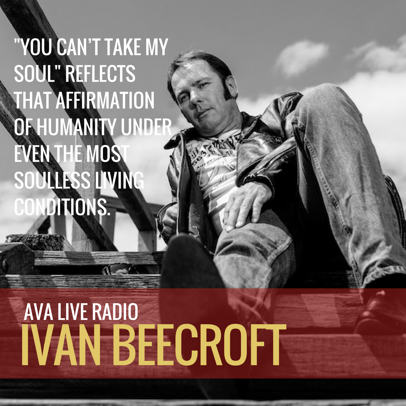 Ivan Beecroft His New Song You Can't Take My Soul
